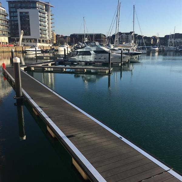 Refurbishment & extension achieves a new high in marina quality